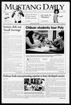 Mustang Daily, May 25, 2007