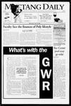Mustang Daily, May 30, 2007