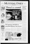 Mustang Daily, September 19, 2007