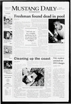 Mustang Daily, September 25, 2007