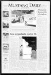 Mustang Daily, September 28, 2007