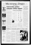 Mustang Daily, October 2, 2007