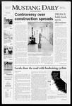 Mustang Daily, October 3, 2007
