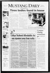 Mustang Daily, October 4, 2007