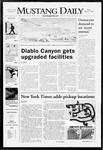 Mustang Daily, October 5, 2007