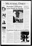Mustang Daily, October 9, 2007