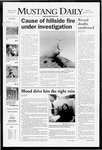 Mustang Daily, October 11, 2007