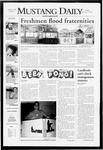 Mustang Daily, October 15, 2007