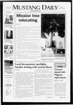 Mustang Daily, October 16, 2007