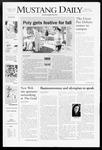 Mustang Daily, October 17, 2007