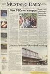 Mustang Daily, October 18, 2007