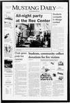 Mustang Daily, October 26, 2007
