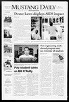 Mustang Daily, October 30, 2007
