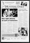 Mustang Daily, November 5, 2007