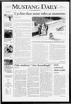 Mustang Daily, November 6, 2007