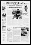 Mustang Daily, November 7, 2007
