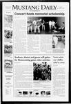 Mustang Daily, November 9, 2007