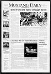 Mustang Daily, November 13, 2007