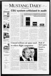Mustang Daily, November 16, 2007