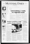 Mustang Daily, November 19, 2007