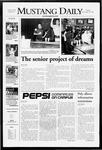 Mustang Daily, November 20, 2007