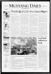 Mustang Daily, November 26, 2007