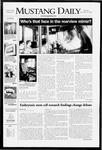 Mustang Daily, November 29, 2007