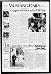 Mustang Daily, November 30, 2007