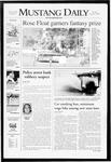 Mustang Daily, January 8, 2008
