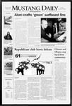 Mustang Daily, January 15, 2008