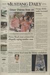 Mustang Daily, April 2, 2008