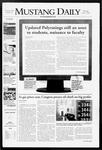 Mustang Daily, April 3, 2008
