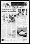Mustang Daily, April 8, 2008