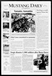 Mustang Daily, April 14, 2008