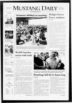 Mustang Daily, April 16, 2008