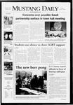 Mustang Daily, April 25, 2008