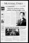 Mustang Daily, May 1, 2008