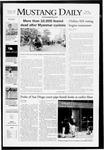 Mustang Daily, May 6, 2008