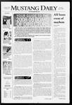 Mustang Daily, May 8, 2008