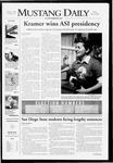 Mustang Daily, May 9, 2008
