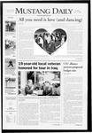 Mustang Daily, May 12, 2008