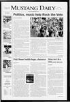 Mustang Daily, May 19, 2008