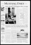 Mustang Daily, May 27, 2008