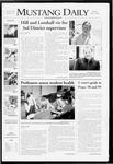 Mustang Daily, June 2, 2008
