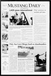 Mustang Daily, June 3, 2008
