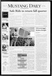 Mustang Daily, June 5, 2008