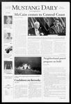 Mustang Daily, June 26, 2008
