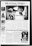 Mustang Daily, September 24, 2008