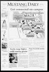 Mustang Daily, October 1, 2008