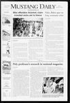 Mustang Daily, October 3, 2008